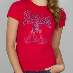 Junk Food New England Patriots Tee. XL